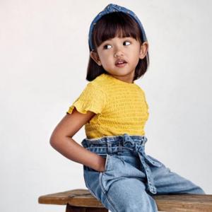 Кои са модните тенденции при детското облекло