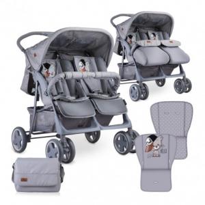 Как да изберем най-добрата количка за близнаци